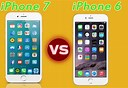 Image result for iPhone 7 vs iPhone 6