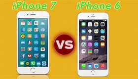 Image result for iPhone 6 size Vs 7