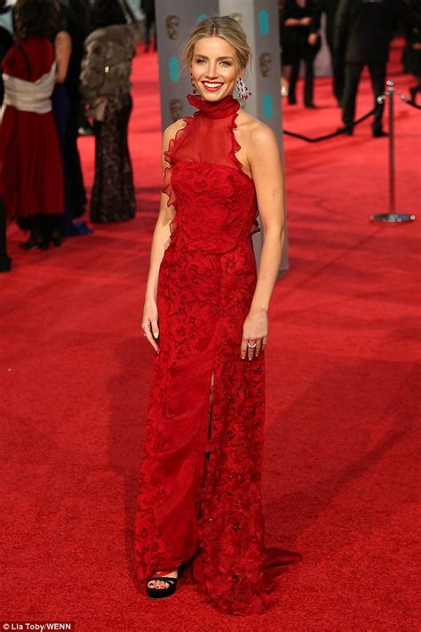 bafta 2016 awards bafta red chris martin s girlfriend annabelle wallis stuns on baftas