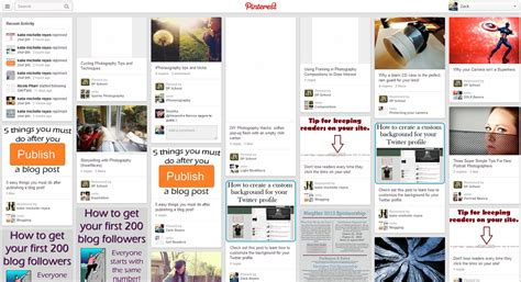 content layout pinterest there s a new pinterest layout see what changed