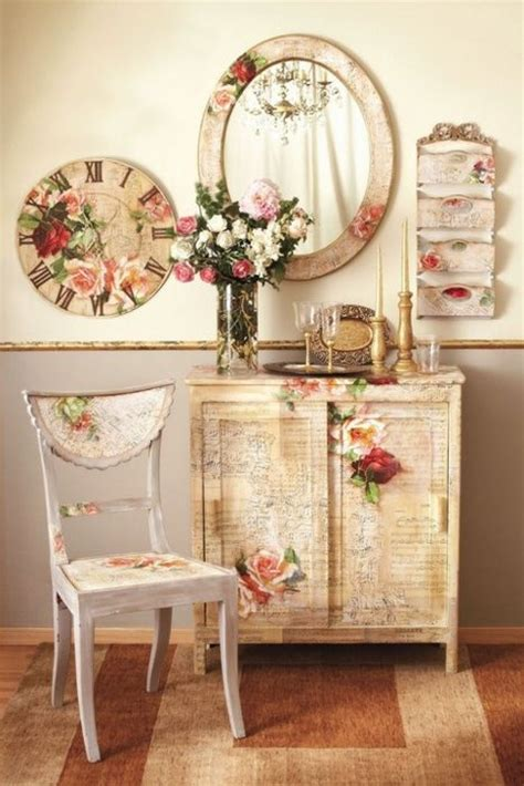 Decoupage Wall Ideas - terracotta bedroom ideas decoupage ideas for walls