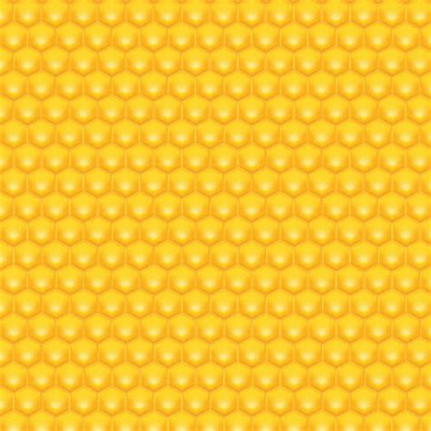 free yellow pattern background yellow honey background with hexagonal pattern vector