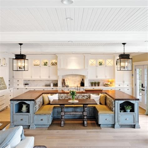 kitchen island with bench seating stationary islands large kitchen island with bench seating built in images 86