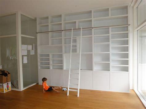 ikea bibliotheksregal mooie plafond hoge wandkast op maat gemaakt visegr 225 di
