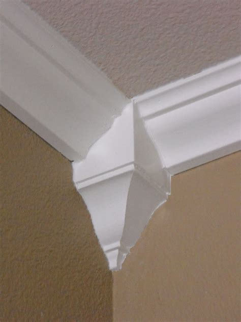 a little of this a little of that crown moulding you can do it