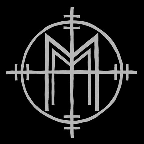 antichrist cross tattoo marilyn teases new album bloody disgusting