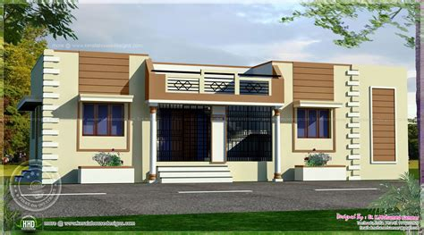 home design in tamilnadu style tamilnadu style single floor home kerala home design and