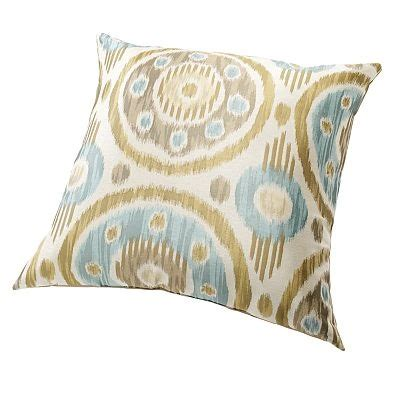 throw pillow kohls pillows and pillow covers