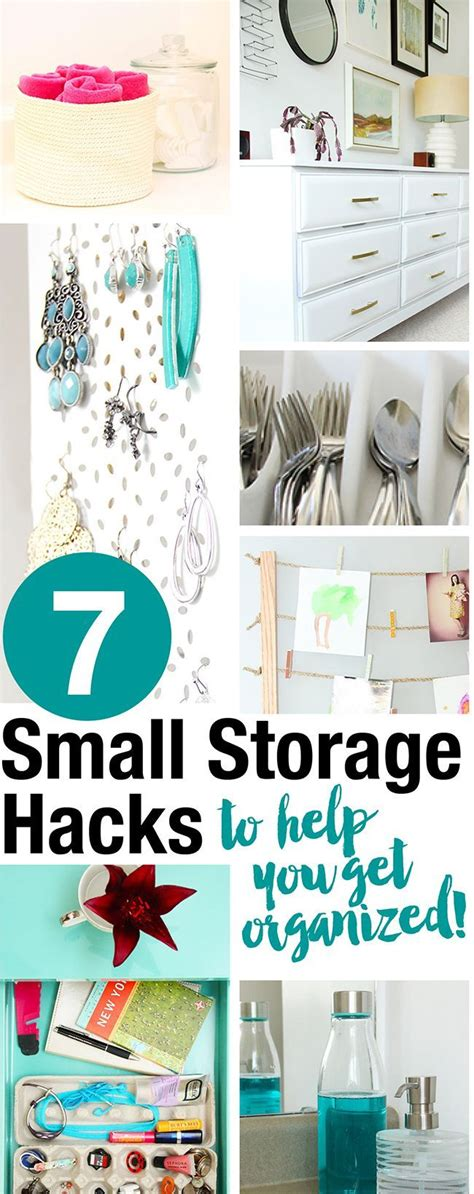 small space storage hacks 17 best ideas about small storage on pinterest small
