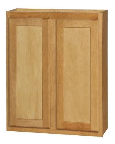 kitchen kompact mellowood 27 quot x 30 quot maple wall cabinet at