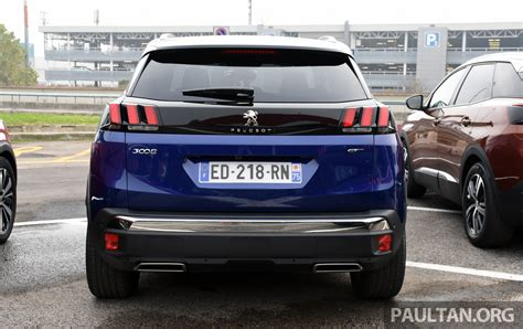 peugeot malaysia peugeot 3008 2nd to debut in malaysia q2 2017 image