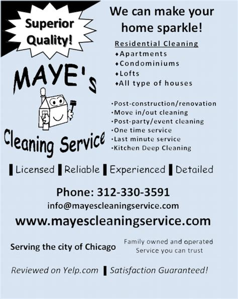 house cleaning services flyers house cleaning services flyers newhairstylesformen2014 com