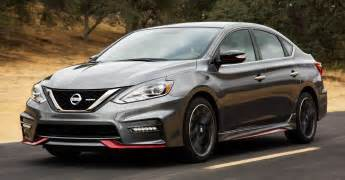 Nissan Sentra 2017 Nissan Sentra Nismo Debuts A Sportier Sylphy Image