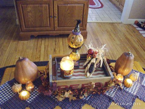 fall primitive decor primitive fall decor fall