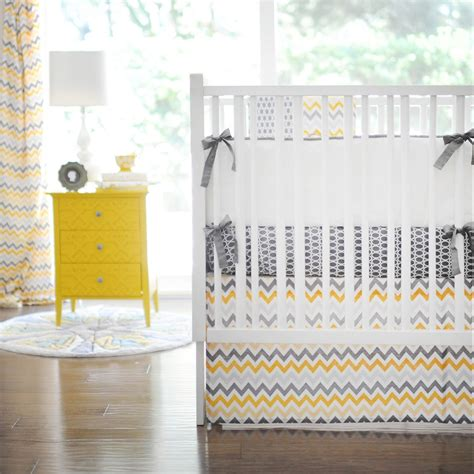 yellow and gray nursery bedding five inspiring ideas for luxury baby bedding the baby