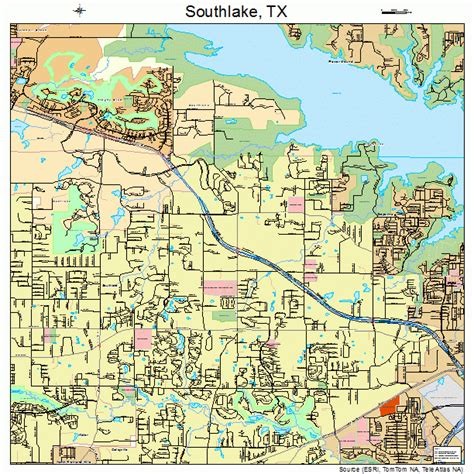 where is southlake texas on a map of texas southlake tx pictures posters news and on your pursuit hobbies interests and worries