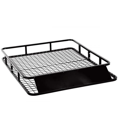 Car Travel Luggage Rack by New Universal Roof Rack Basket Holder Travel Car Top Luggage Carrier Cargo