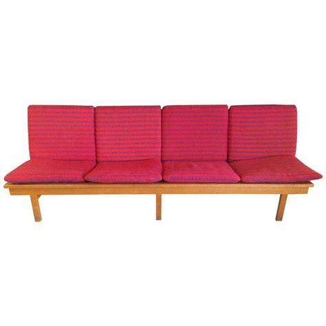 Bench Couches by B 248 Rge Mogensen Teak Sofa Bench Model Bm 2219 For