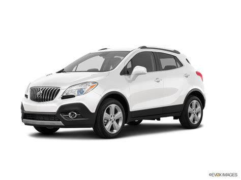 2016 Buick Encore   Kelley Blue Book