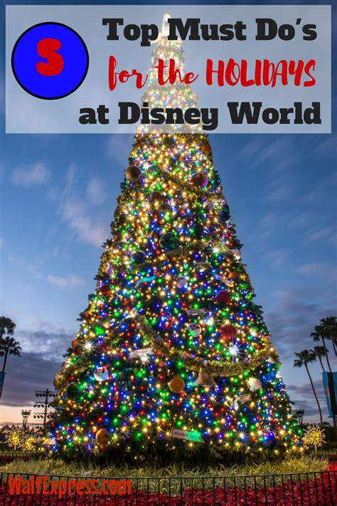 when does disney world start decorating for christmas