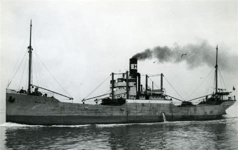 steam u boat norita swedish steam merchant ships hit by german u