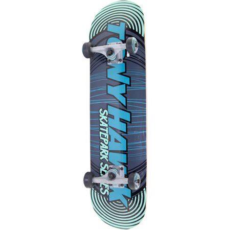 Skatebord Tonyhawk Bekas bravo sports tony hawk skatepark 31 quot skateboard ed