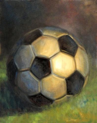 soccer painting soccer painting sporting paintings for sale