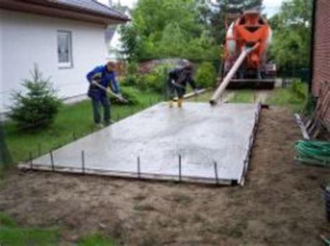 Bodenplatte Einschalen Anleitung by Selbstbau Bodenplatte Herstellen