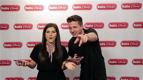 charlie puth radio charlie puth cell tell radio disney youtube