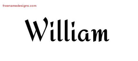 tattoo name william image gallery william name