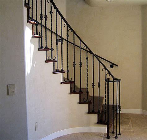 Stair Banister Repair by Rod Iron Stair Railing Design Robinson House Decor