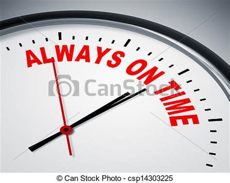 Nice Coffee Cups by Clip Art Of Always On Time An Image Of A Nice Clock With