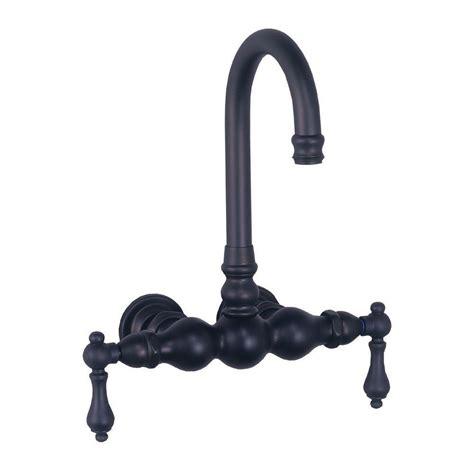 elizabethan classics tw57 2 handle claw foot tub faucet