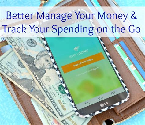 how to manage my money better how to better manage your money track your spending on