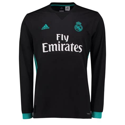 Jersey Real Madrid Away 2018 1 real madrid away sleeve jersey 2017 2018