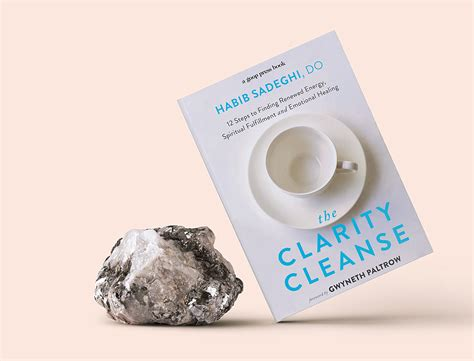 the clarity cleanse 12 steps to finding renewed energy spiritual fulfillment and emotional healing books a sneak peak at the clarity cleanse goop