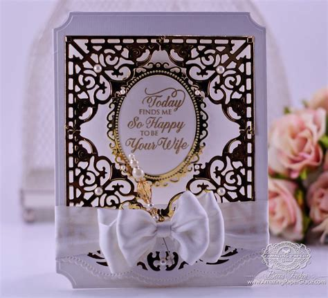Tips for DIY Wedding Card Ideas to Make   Marina Gallery