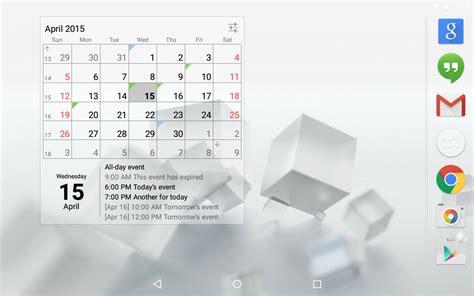 Daily Calendar Widget Calendar Widget Month Agenda Apk Free Android App