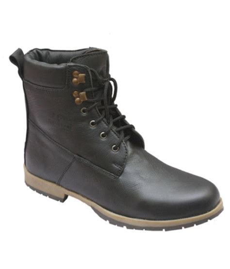 mens leather boots india 28 images buy anshul fashion