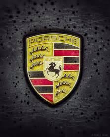 Porsche Crest Porsche Crest By Scottjwyatt On Deviantart