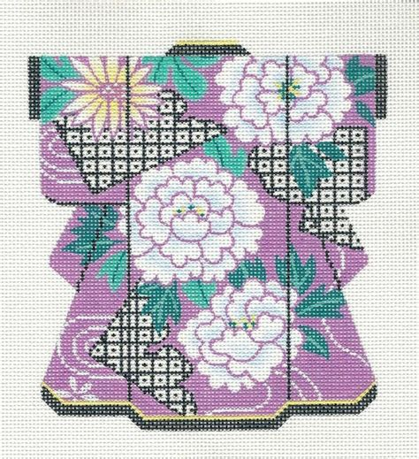 kimono needlepoint pattern 228 best needlepoint oriental kimonos images on pinterest