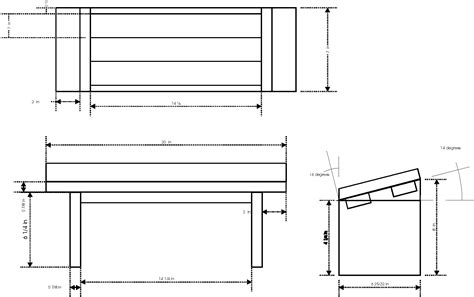 school bench dimensions the aikido faq how to make a bokken