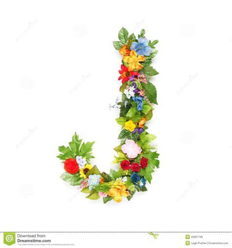 imagenes chidas hechas con letras letras de hojas y de flores foto de archivo imagen de