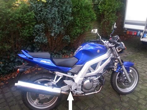 Was Kostet Tieferlegen Motorrad by Lucas Trw 30mm Tieferlegung Suzuki Sv 650 Bj 2003