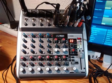 Mixer Behringer Xenyx Qx1202usb behringer xenyx qx1202usb image 1676914 audiofanzine