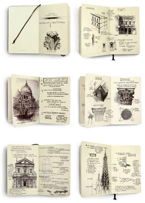 sketchbook traveler architectural studies scene360