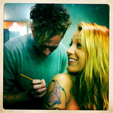 blake lively tattoo savages images featuring kitsch and lively