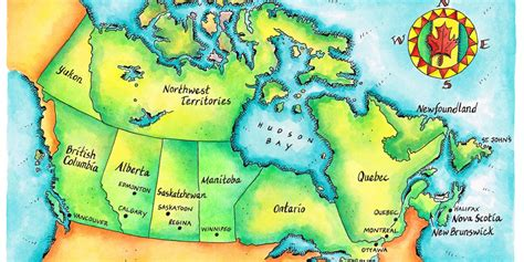 map pf canada mapping canada by population instead of land area huffpost