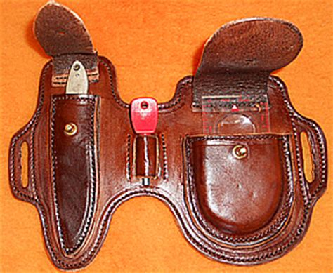 custom leather tool belts leatherman belt cases survival