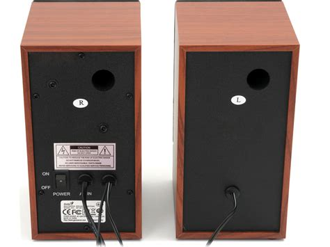 Genius Speaker Sp Hf 150 Stereo genius repro sp hf 360b 2 0 wood 10w 31730033101 t s bohemia